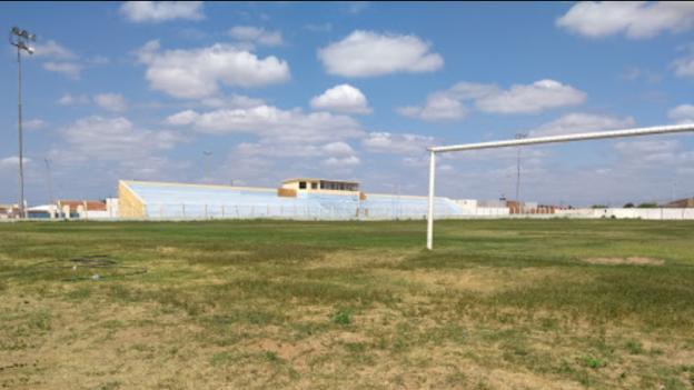 Estádio Edvanes Nascimento